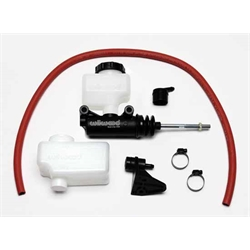 Wilwood 260-12386 Short Remote Side Mount Master Cylinder Kit, 13/16