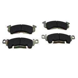 Wilwood 150-8939K D52 PolyMatrix BP-10 Brake Pad Set, GM III