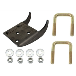 Front Frame Perch Kit, Low Ride Height