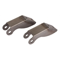 Stainless Steel Upper Front Shock Bracket, Unpolished