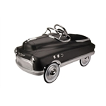 Murray Comet Style Pedal Car - Flat Black