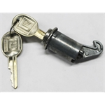 Classic Auto Locks LK-163 Glove Box Lock for 1962-65 Nova