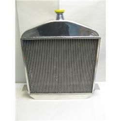 Garage Sale - 1917-23 T-Bucket Aluminum Radiator, Polished