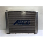 Garage Sale - AFCO 80101N Universal Fit Chevy Racing Radiator-18.5 In. Core-27.5 In.