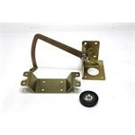 Garage Sale - Universal Frame Rail Power Brake Pedal Mount