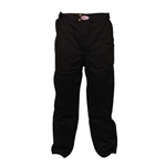 Garage Sale - Bell Endurance II Driving Pants Only, Black, Size XL, SFI 3.2A/5