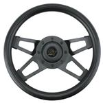 Grant 414 Challenger GT Steering Wheel, 13-1/2 Inch, Black