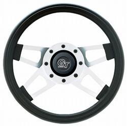 Grant 415 Challenger GT Steering Wheel, 13-1/2 Inch, Satin