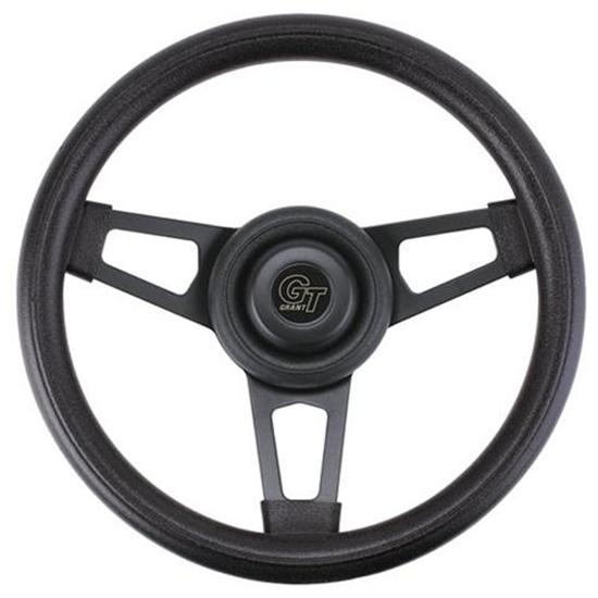 Grant 870 Challenger Steering Wheel, 13-3/4 Inch, Black