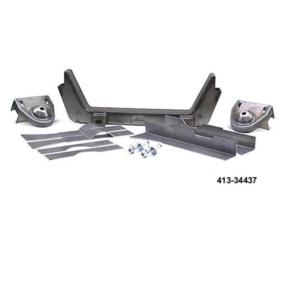 Heidts Mustang II Crossmember for 1964-1970 Ford Mustang Frame, Weld-On Kit