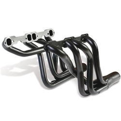 Dynatech® Chevy Street Stock Headers, 1-5/8 - 1-3/4, 3 Inch Collector