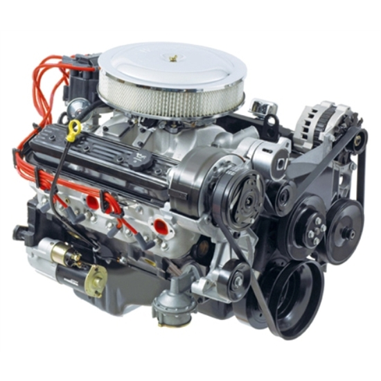 ... Performance 19201330 Small Block Chevy ZZ4 350 Turn-Key Crate Engine