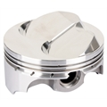 Icon Chevy 395 Forged Pistons, .400 Dome, 6.0 Rod