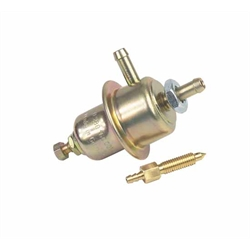 MSD 2222 Fuel Pressure Regulator, Boost Adjustable