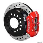 Wilwood 140-13513-DR FDL LP Rear Brake Kit, BOP Axle, 2.75 Off