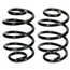 Rear Springs for 1960-1972 Chevy Pickup and A-Body GM Cars, 4 In Drop