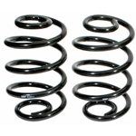 Rear Springs for 1967-1972 Gm A-Body Cars, 4 Inch Drop
