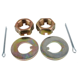 Pinto-Mustang II Spindle Nut &amp; Washer Kit