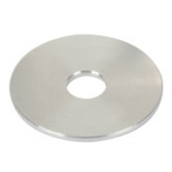Speedway Aluminum Short Shock Cup Washer