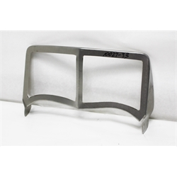 Garage Sale - Early Steelcraft Chevy Pedal Car Windshield Frame