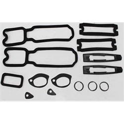 SoffSeal 5366 Paint Seal Gasket Kit for 1966 Chevelle