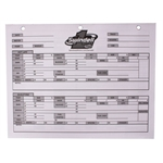 Swindell Series Set-Up Sheets