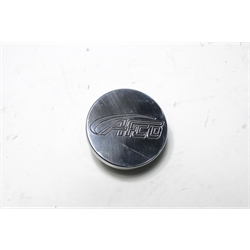 Garage Sale - AFCO 80094 Billet Aluminum Radiator Cap with Logo