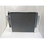Garage Sale - AFCO 1964-67 GTO Radiator, Polished With Transmission Cooler