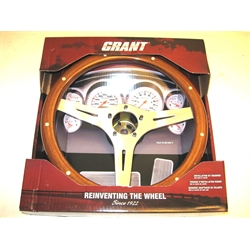 GARAGE SALE - GRANT COLLECTORS WOOD WHEEL