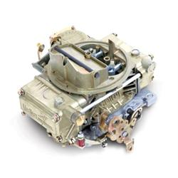 Holley 0-1850C 4160 Street 600 CFM 4 Barrel Carburetor, Manual Choke