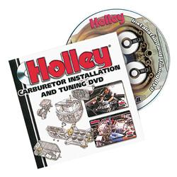 Holley 36-378 Carburetor Installation & Tuning DVD