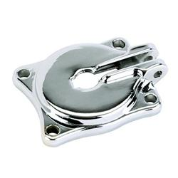 Holley 34-504 Chrome Accelerator Pump Cover, 30cc
