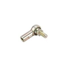 Speedway Steel 1/4 Inch LH Female Heim Joint Rod Ends with Stud
