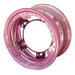 Aero 53-920560PIN 53 Series 15x12 Wheel, BL, 5 on WIDE 5, 6 Inch BS