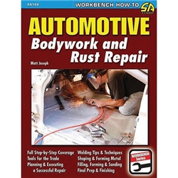 Book/Manual - Automotive Bodywork and Rust Repair
