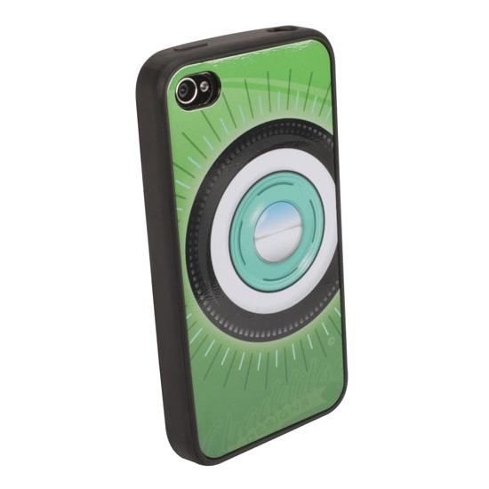 Steelie & Whitewall iPhone Cover - Green