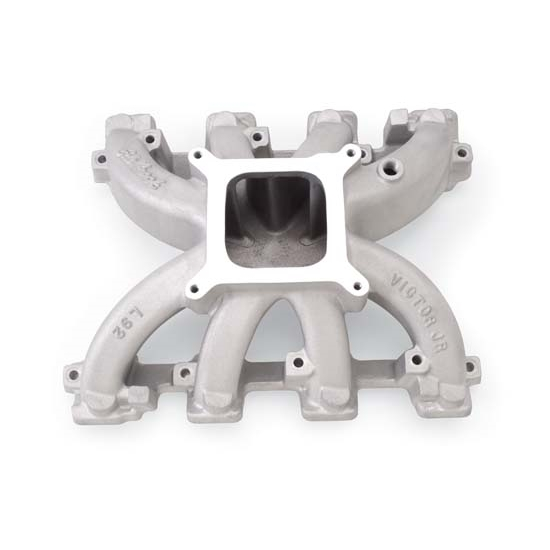 Stock Ls1 Intake Height: Edelbrock 28457 Victor Jr. Intake Manifold, Chevy LS3/L92
