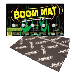 DEi 050221 Boom Mat Damping Material, 12-1/2 x 24 Inch, 2 Sheets