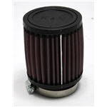 Garage Sale - K&N Filters RD-0700 4 Inch Single Stack Injector Air Filter 2-1/2 Inch