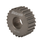 Peterson Fluid Systems 05-1225 Hi-Torque Drive Mandrel Pulley-25 Tooth