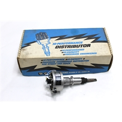 Garage Sale - D-C Ignition Steetspark Dual Point Distributor, Chevy 6, 194-230, 250-292