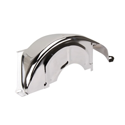 GM 700R4 Flexplate/Flywheel Dust Cover-Chrome