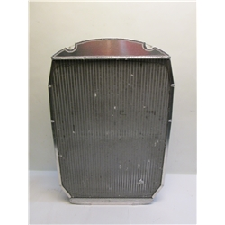 Garage Sale - AFCO Custom 1929 Plymouth Aluminum Radiator
