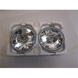 Garage Sale - Speedwat 7 Inch Tri-Bar Headlights