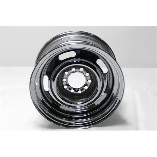 Garage Sale - GM Rally Dual Pattern Wheel, 4.5/4.75 Bolt Patterns, Chrome, 15X7