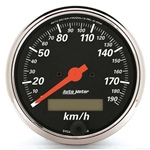 Auto Meter 1487-M Designer Black Air-Core Speedometer Gauge
