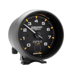 Auto Meter 2302 Auto Gage Air-Core Pedestal Tachometer Gauge
