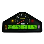 Auto Meter 6011 Pro-Comp Analog/Digital LCD Dash Gauge Display