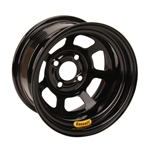 Bassett Pony-Mini Stock 13 Inch Wheel - 13x7, 4 on 4 1/4, Black