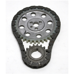 Garage Sale - SBC Stock Timing Gear and Chain Set, Nylon Gear